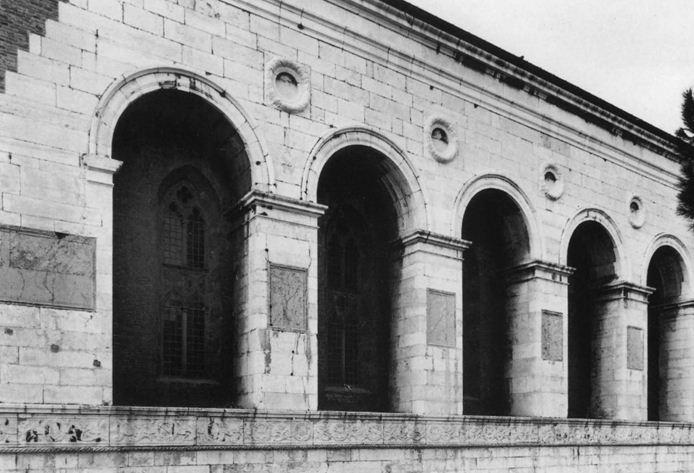 L 39 architettura del quattrocento cinquecento e seicento tempio malatestiano di rimini dal 1450 - Architetto rimini ...