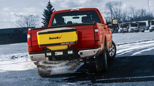 Smarter Shopper  3 Snowex Salt Spreaders To Help You Win The Winter