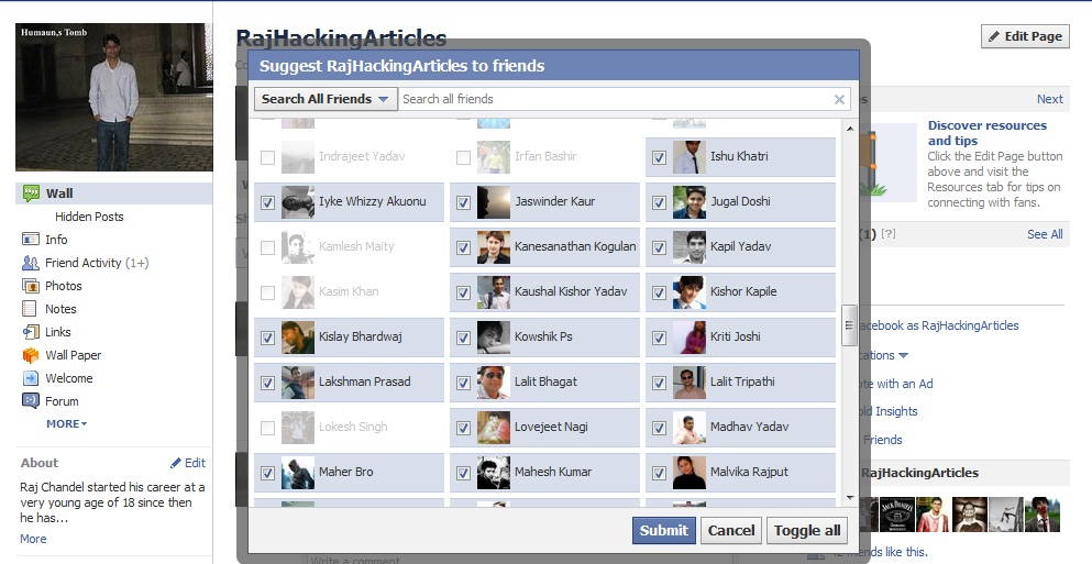 plugins facebook login