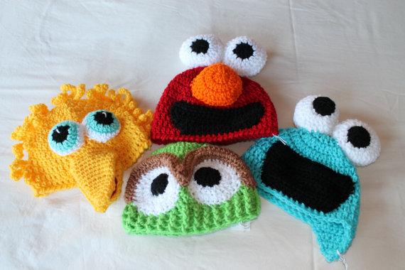 Elmo Doll Knitting Pattern : EtsyKids: The Top 8 Essential Toys For Children
