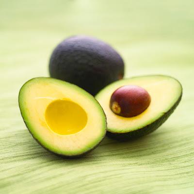 Vitamins in an Avocado