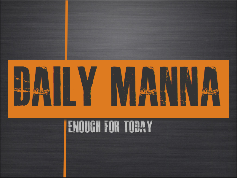 It Is Written ~ Pastor William Kumuyi | DCLM Daily Manna 3/3/2015