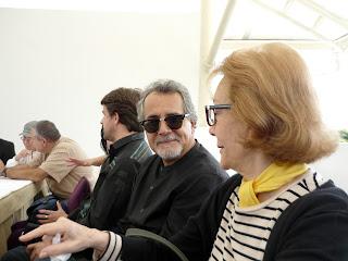 Yuye de Lima, Carlos Medina, Javier Level, Jeanine de Vigas.