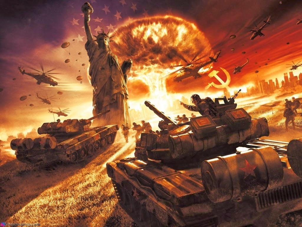"""Prepare For Doomsday"" Shock Russian Report Warns"
