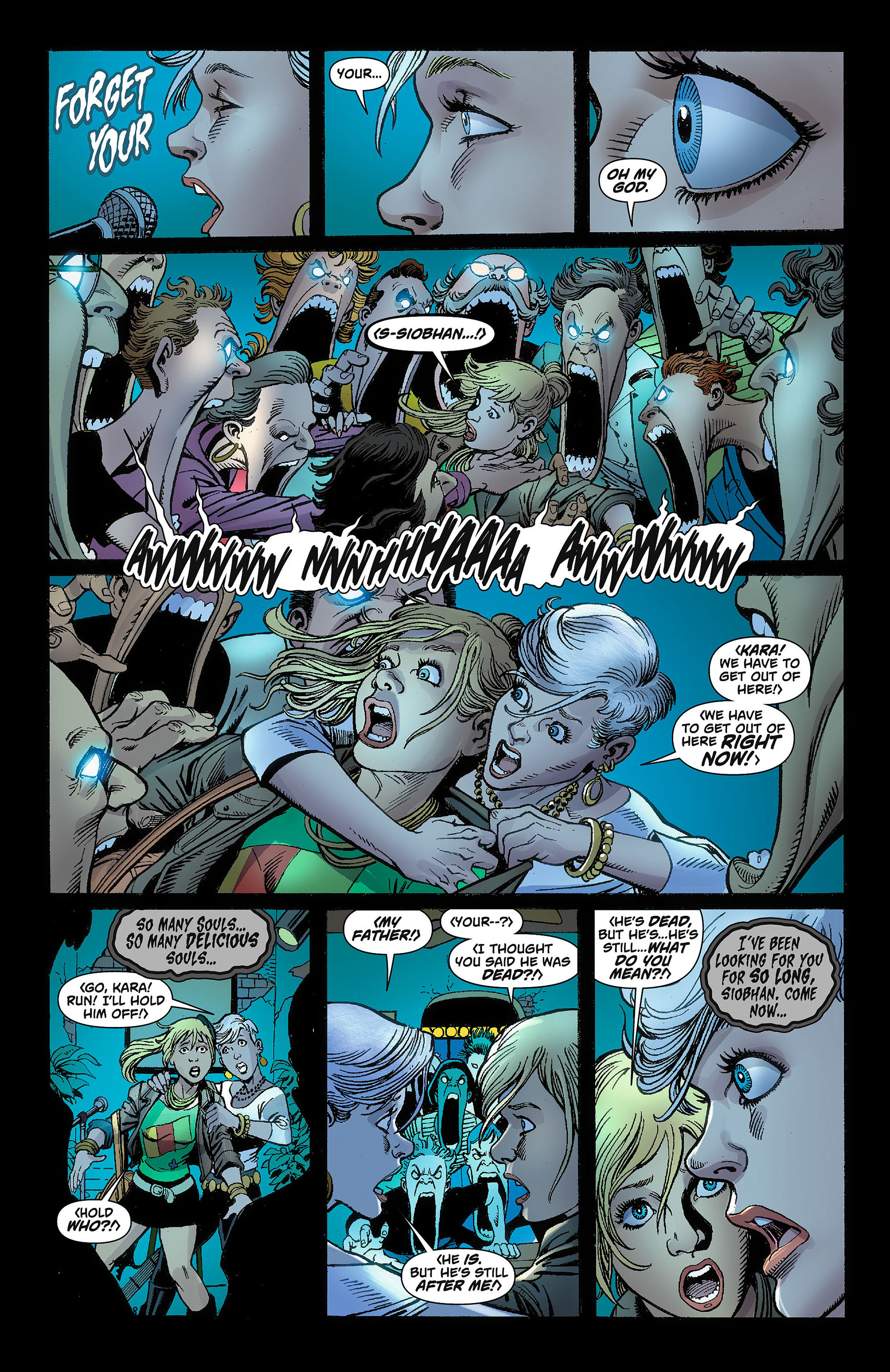 Supergirl (2011) Issue #8 #10 - English 18