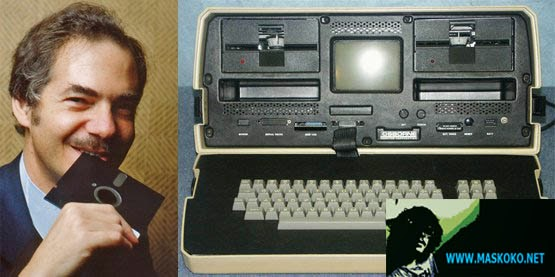 Adam Osborne, Si Penemu Laptop