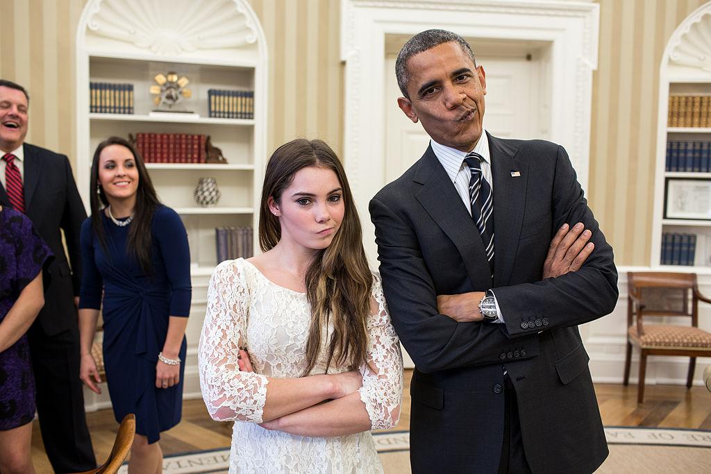Obama Narsis
