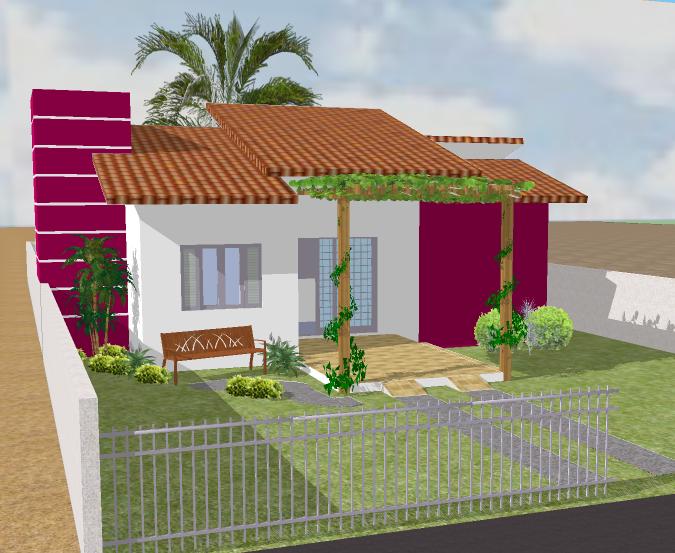 Projetos de casas gr tis projetos de casas pequenas gr tis for Modelo de casa pequena para construir