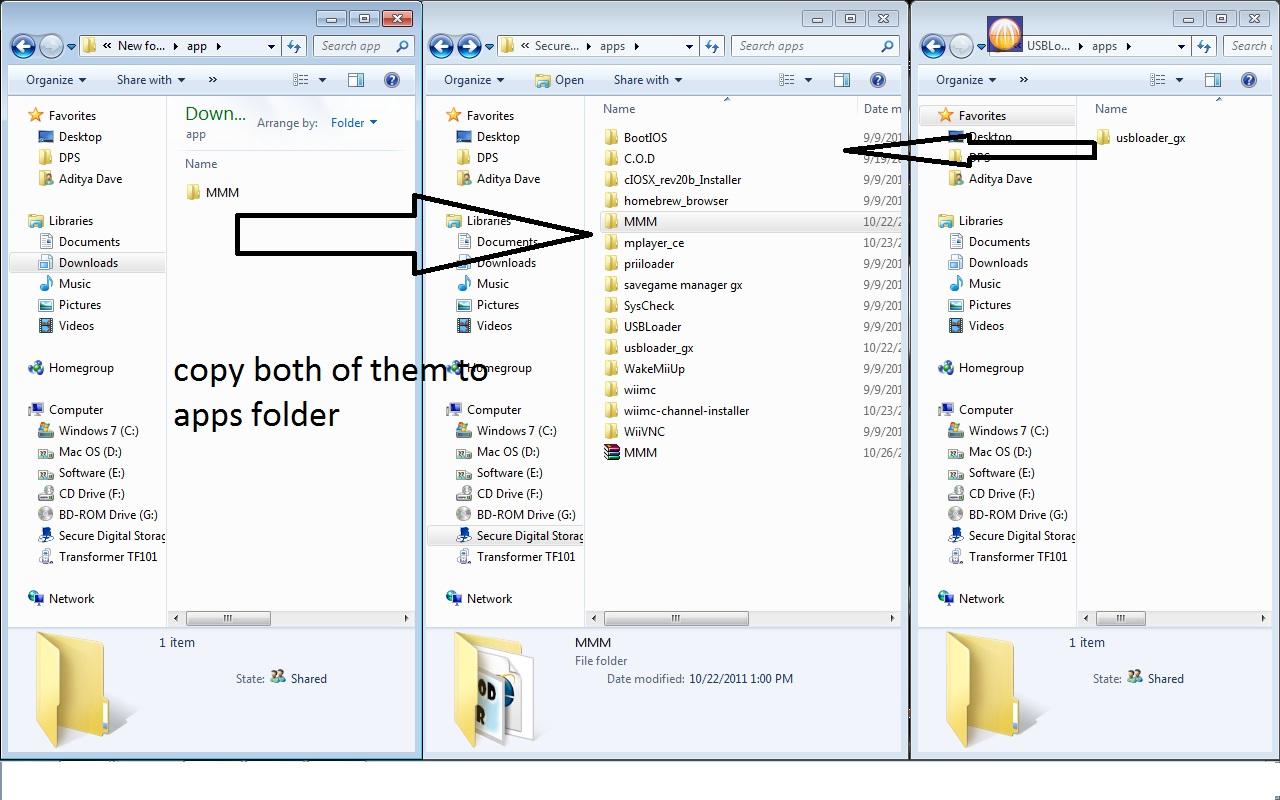 download latest usb loader gx