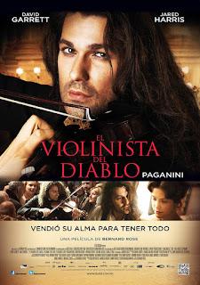 El Violinista Del Diablo (2013) Online