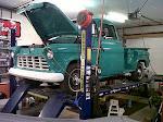 56  Chev Truck