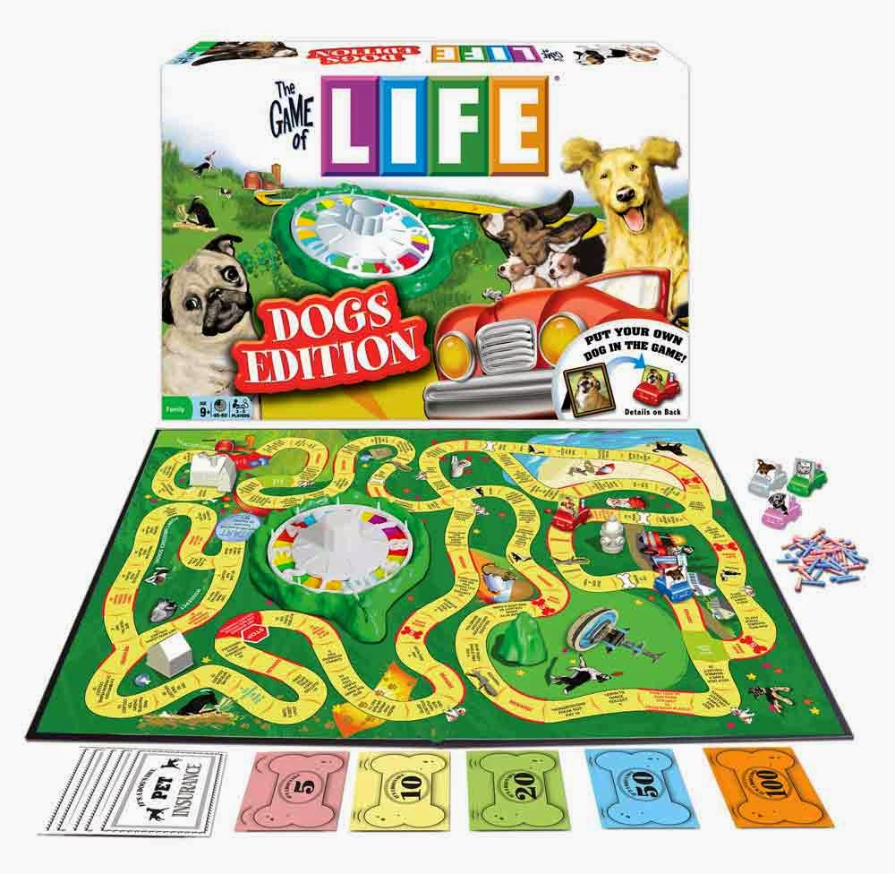 Review of The Game of Life: Dogs Edition