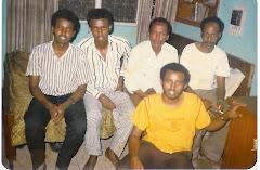 COBOL PROGRAMMER 1986 USAID IN  VELA SOMALIE