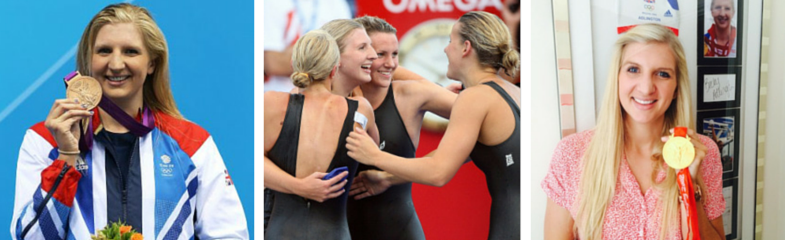 Interview: Swimmer Rebecca Adlington