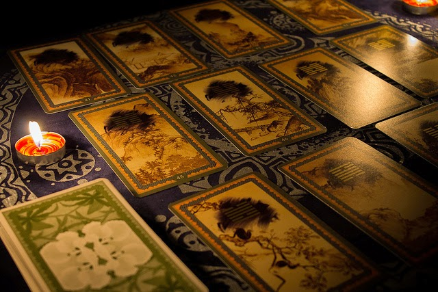 Plot Wheels And The Tarot