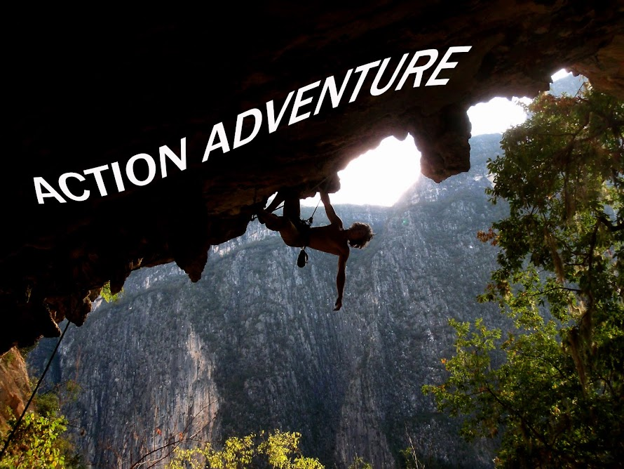 The Action Adventure Blog