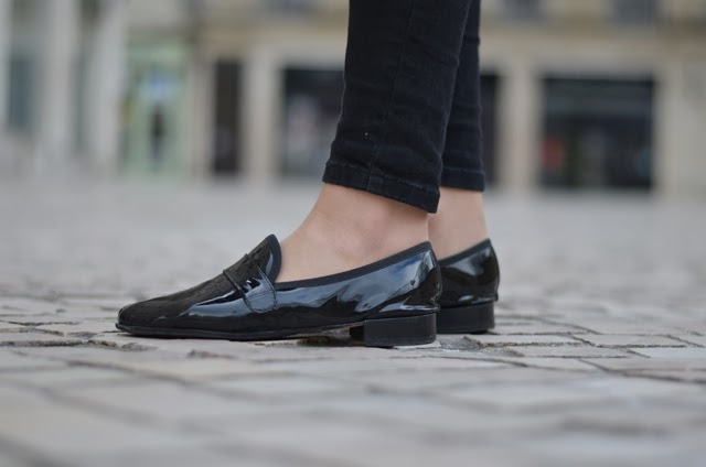 mocassins loafers repetto michael