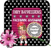 Inky Impressions Facebook Giveaway