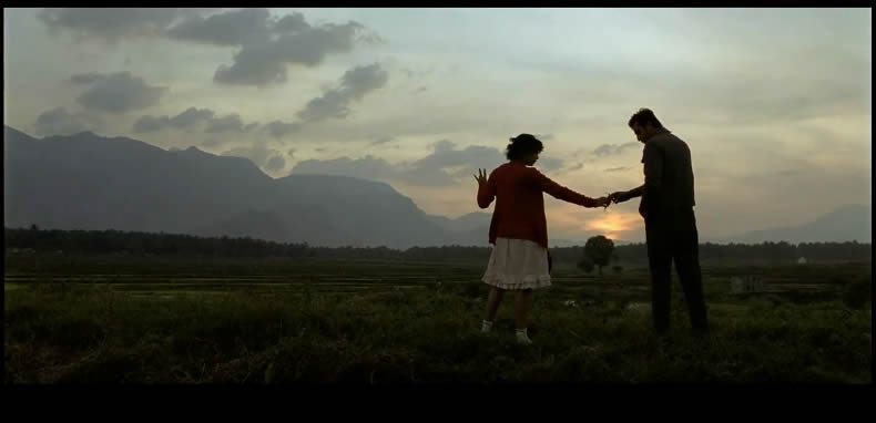 Priyanka Chopra and Ranbir Kapoor's beautiful scene in Barfi