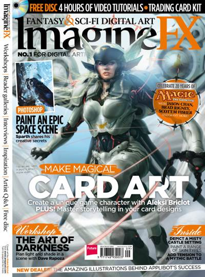 Imagine FX Magazine Issue 99 September 2013