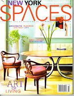 Featured in NY Spaces Mag!