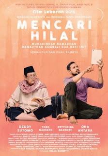 Film Mencari Hilal 2015