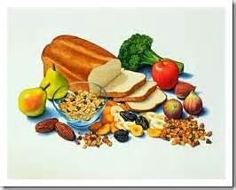 régime riche en fibre haute, cancer du colon, maladies coronariennes, diabète, suppléments iber