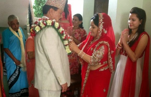 mithila sharma marriage pic
