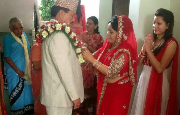 mithila sharma marriage pic