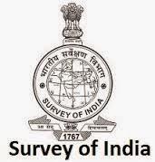 Survey of India Recruitment 2015 Topo Trainees – 118 Posts www.surveyofindia.gov.in