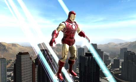 iron man 2 games free  full version for pc