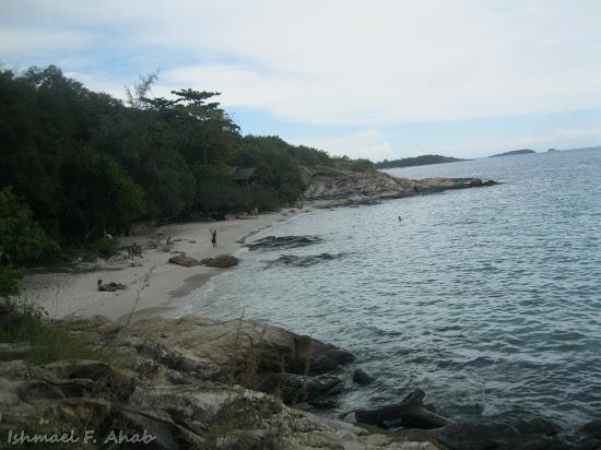 Ao Nuan Beach of Koh Samet Island