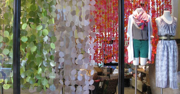 So Many Pretty Things Anthropologie Windows Done By