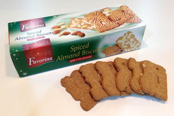 Veganoo Vegan Reviews Vegan Christmas Speculoos Cookies From Lidl