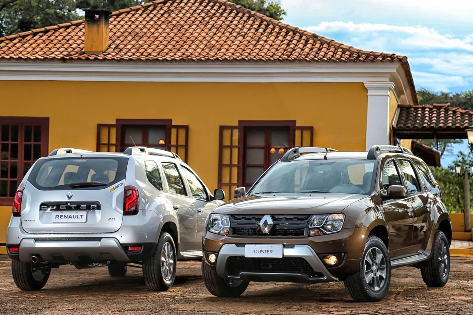 Renault do Brasil - redução de mercado