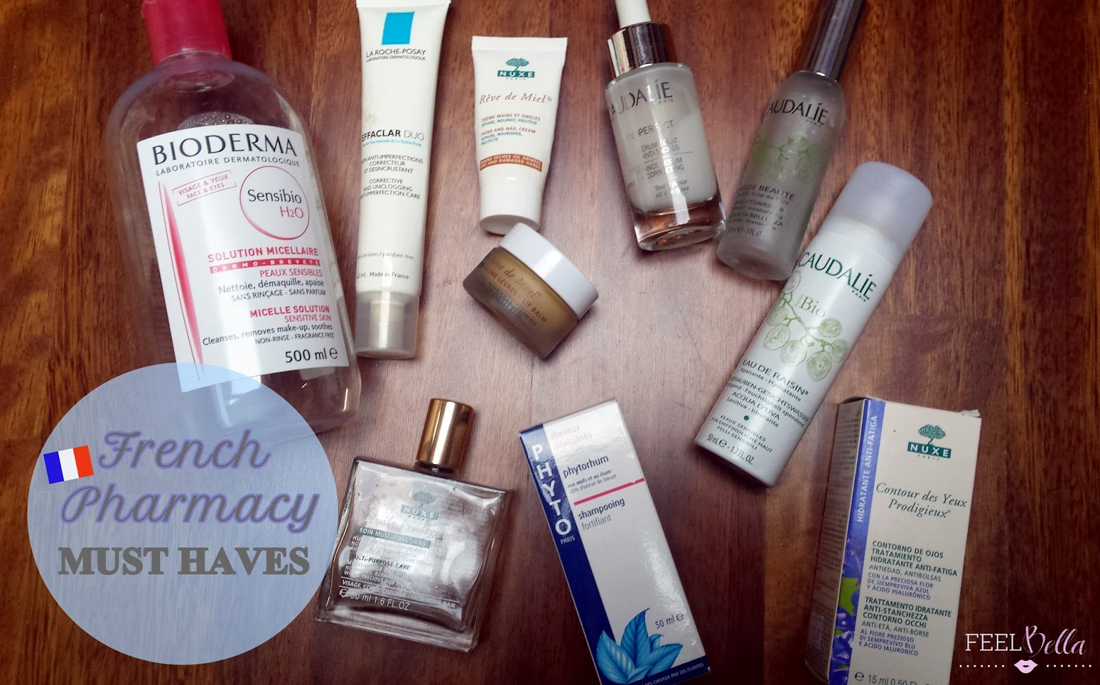 french skincare must haves