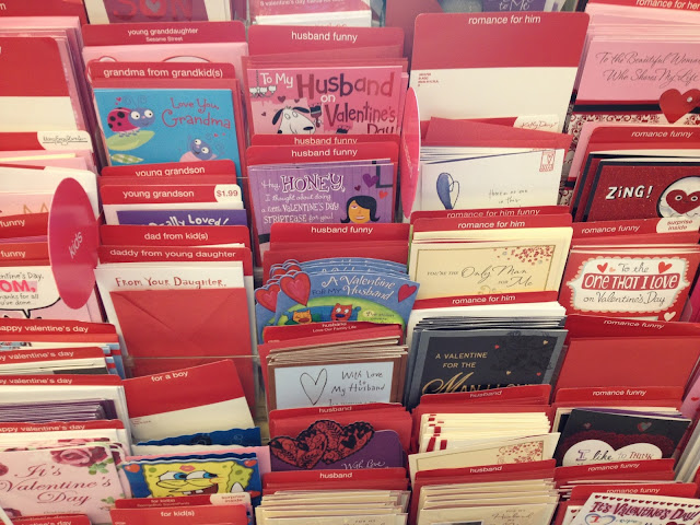 A Valentine's Post - Why Are Valentine's Cards So Awful?