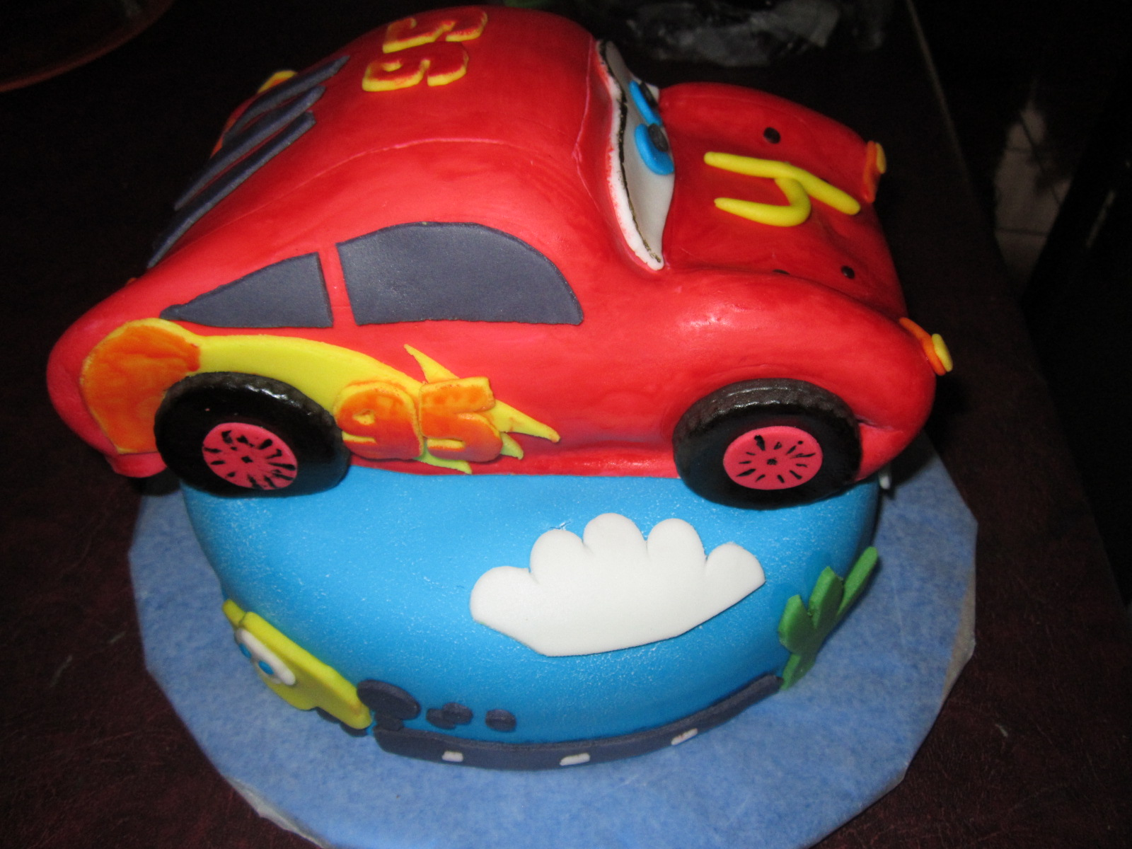Disney Cars Cake Toppers Philippines