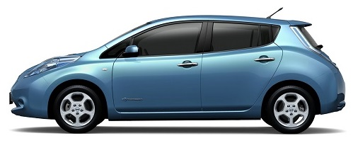 The Nissan Leaf profile