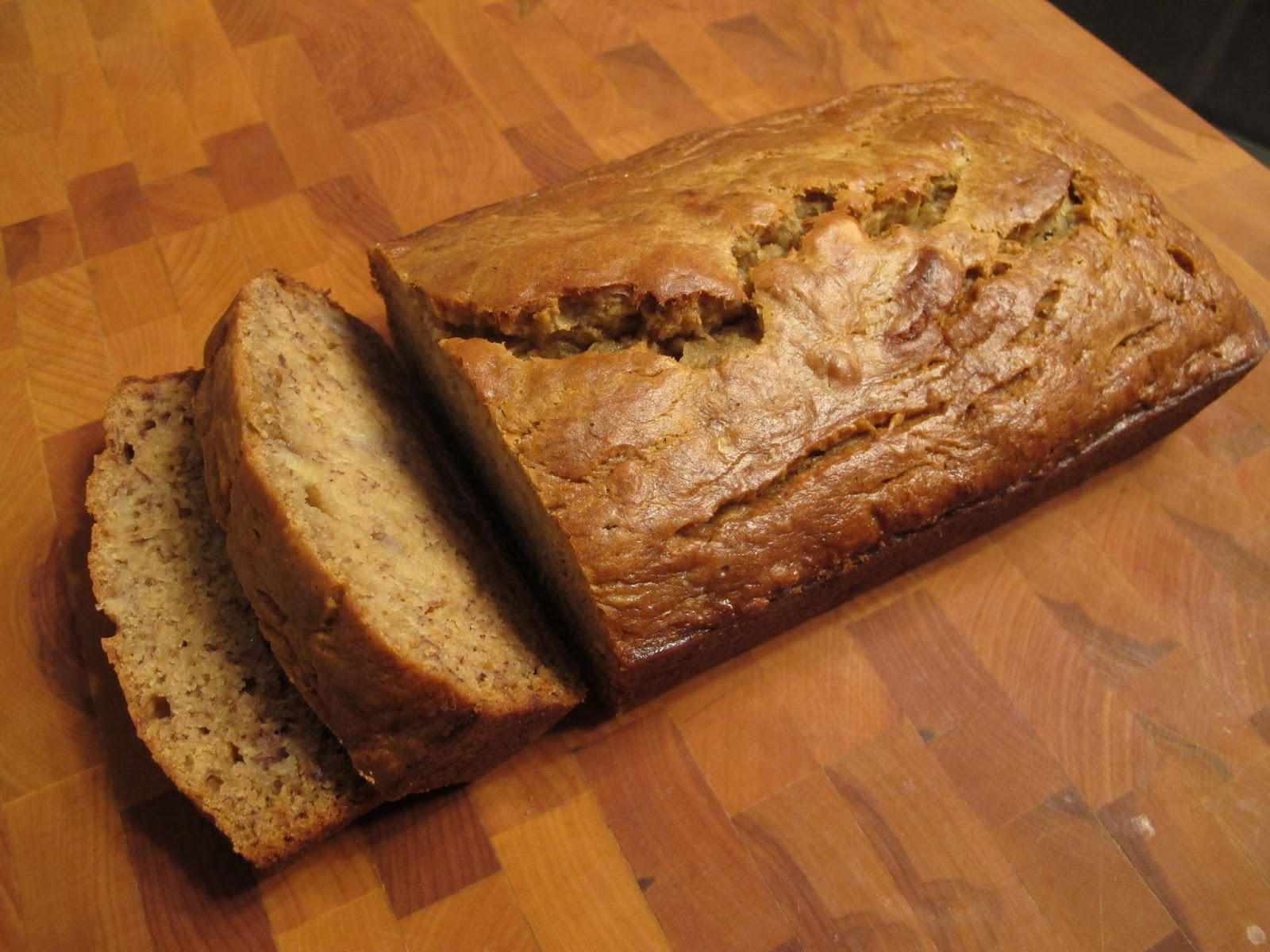 Escaping the rat race the ultimate banana bread recipe half the battle of cooking is finding the right recipe to execute typically i rely on food wine or food network but the banana bread recipes that i forumfinder Image collections