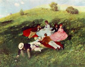 89. közös rajzolás és piknik a Városligetben