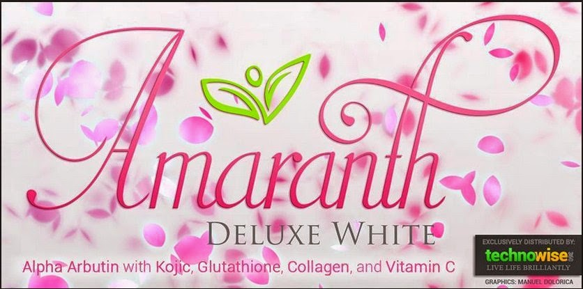 Amaranth Deluxe Whitening Soap