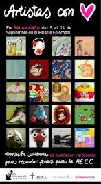 Participación en 1ª Edición: Artistas con Corazón 08