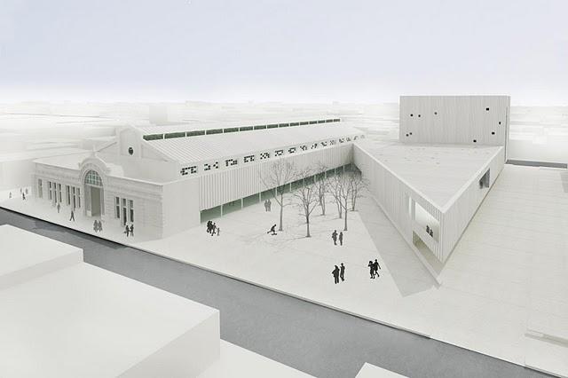 El blog de construventas ex mercado municipal en rafaela for Memoria descriptiva arquitectura
