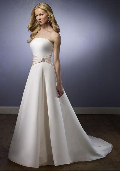 Meaning Of White Wedding Dress In A Dream : Wedding gown clothing luxury white dress