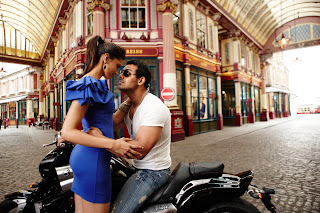 Desi Boyz HD Wallpaper Hot Deepika Padukone, John Abraham
