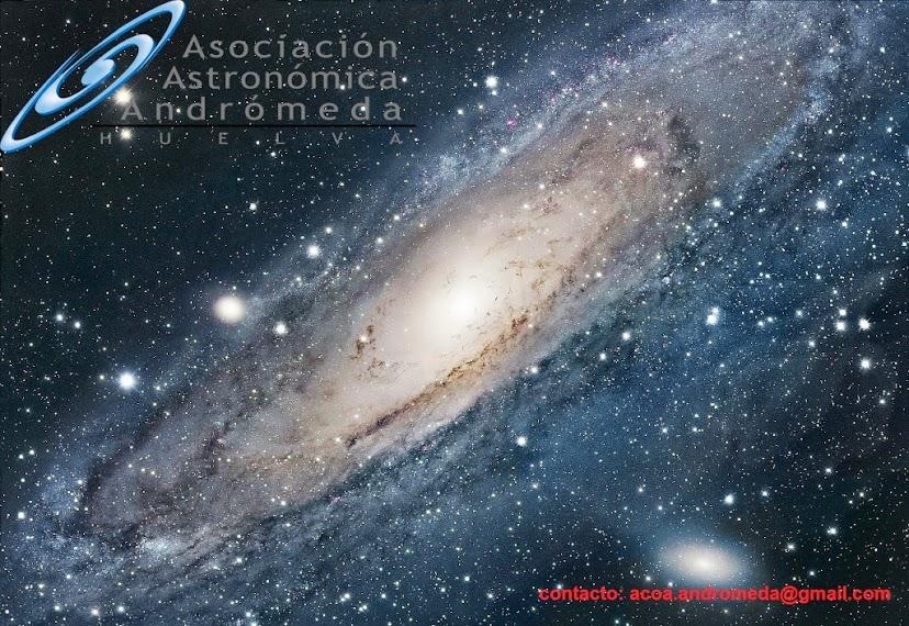 BLOG DE LA ASOCIACIÓN ASTRONÓMICA ANDRÓMEDA