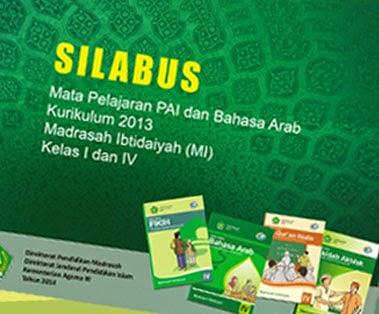 Silabus PAI dan Bahasa Arab MI