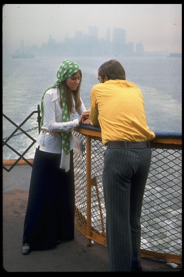 New York City in 60's