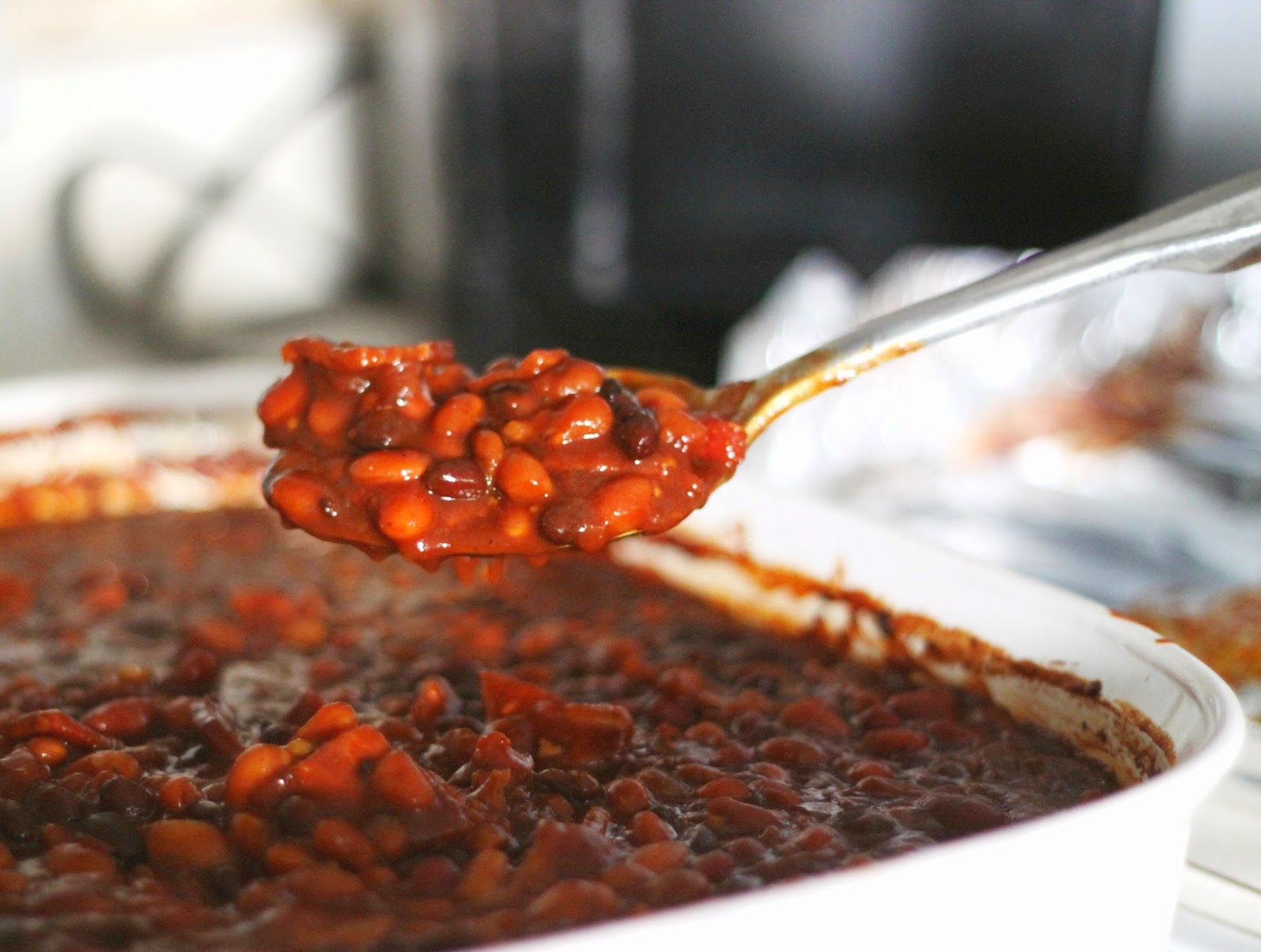 simple baked beans recipe
